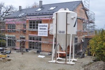 Vermietung Neubau Doppelhaushälften in Starnberg See- u. Bergblick
